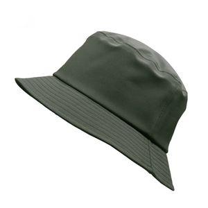 Male Plus Size Fisherman Hat Adult Bucket Hat Women Panama Cap Men Outdoors Waterproof Boonie Hats 56-58cm 58-60cm 201027