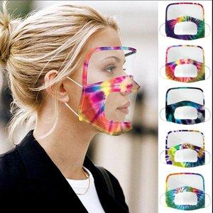 Masks Visual Lip Language Máscara Lábia Protetora Visual da Boca Proteção Scield Máscaras Mutas Mutas Anti Nevoeiro Máscara Visual Máscara Visual OWC772