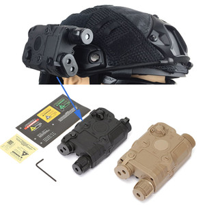 Outdoor Airsoft Paintball Shooting Gear Tactical Airsoft Fast Helmet Accessory PEQ 15 Style Battery Case P01-140