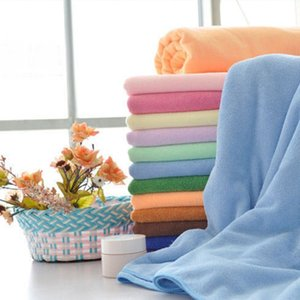 1pcs 40cm*70cm Soft Microfiber Fast Drying Bath Beach Towel Swimwear Gym Camping High Quality