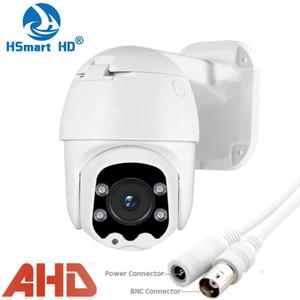 AHD البسيطة 1080P PTZ سرعة قبة كاميرا الأشعة تحت الحمراء للرؤية الليلية AHD PTZ CCTV 2MP في الهواء الطلق مقاوم للماء كاميرا مراقبة