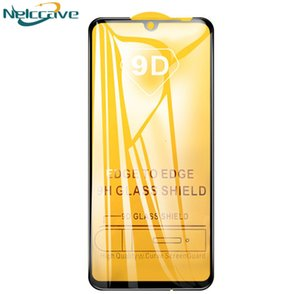 100 lot of 9D curvo cover the whole 9h Tempered Glass screen protector for Xiaomi redmi note 8 7 Pro 6 5 5A 4 4x protective film
