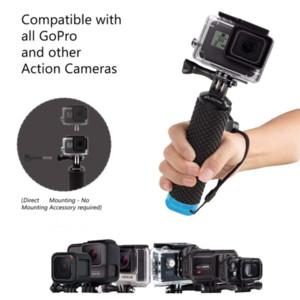 Water Floating Hand Grip Handle Mount Float accessories for Go Pro Gopro Hero 8 7 6 5 4 Xiaomi Yi 4K SJ4000 SJ5000 Action Camera
