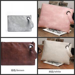 Shopee Shopping Bag With Metal Zipper Geometric Rectangle Solid Color Womens Cosmetics Handbags Retro Tote Bags New Arrival Design 10cw E1