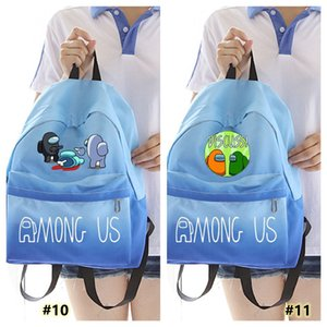 Designer di Lussurys Borse tra gli Stati Uniti Backpack gioco Cartoon Anime Crossbody Bag Duffle Borsa Borse Adolescente Borsa da scuola Laptop Book Pack G12902