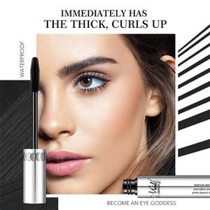 5 Piece Packs Makeup Curling Thick Mascara Volume Express False Eyelashes Make Up Waterproof Cosmetics Eyes Para Lash Gel Makeup