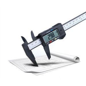 2018 new arrival 150mm 6inch digital vernier caliper messschieber paquimetro measuring instrument lcd electronic calipers measuring 7eBq2