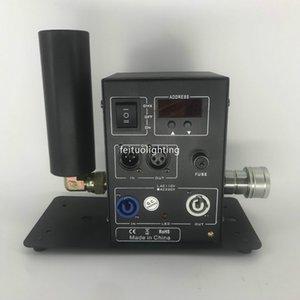 High Power Stage Effect Co2 Jet Smoke Machine Dmx Digital Smoke Fog Machine For Wedding Dj Disco Party Night Club Show