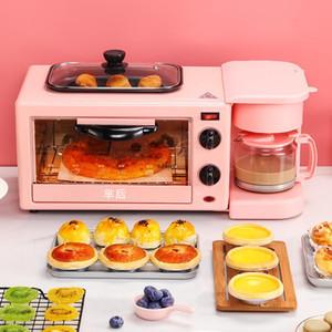 Multi funzione Breakfast Machine Taster Toaster Toaster Pane Forno per il latte caldo