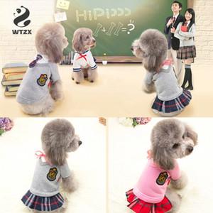 الزوجان الحيوانات الأليفة الكلب الملابس الحيوانات الأليفة والملابس الموحدة للمتوسط الكلاب الصغيرة زي تشيهواهوا جرو الحيوانات الأليفة الملابس قميص للكلاب ملابس Perro
