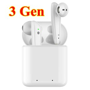 earphones 3nd Generation Pro Noise reduction transparent mode TWS 3 1536 Chip Rename GPS Wireless Charging Bluetooth Headphones Pods AP2 AP3
