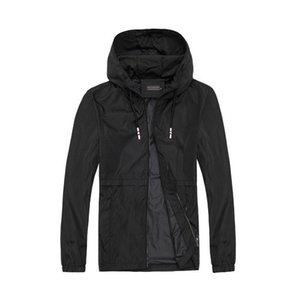 YENİ Tasarımcı Erkek Ceket Coat cp Sonbahar Windrunner şirket Tasarımcı Spor WINDBREAKER İnce Casual Ceket Erkekler kadınlar Giyim mont taş Üst