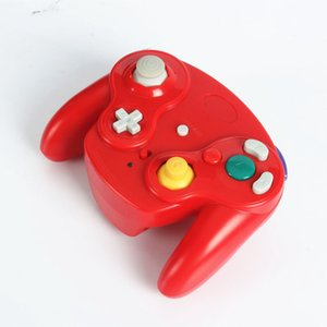 6 Colors NGC Wireless 2.4G Game Controller Gamepad Portable Joystick for Wii GameCube with Retail Box Fast Shipping