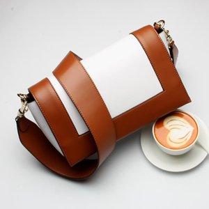 Moda Hakiki Gri Deri Çanta Messenger Küçük VL Pembe ve Omuz Çanta Çanta Kadın Çanta Panelli Crossbody Lüks PKAEO