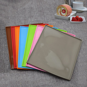 Non stick Reusable Baking Mat Non Stick Craft Sheet Heat Resistant Easy to Clean BBQ Grill Baking Mats Macarons DHL485