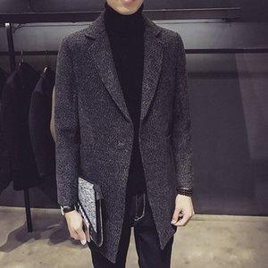 Осень и зима Monsoon Одежда Мужская Тонкий плед пальто вниз кожаные куртки пальто для Guys From, $ 96,21 | DHgate.Com G6BD #