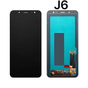 preço de fábrica para Samsung tela de toque LCD galáxia J6 para Samsung J600 LCD para Samsung J6 lcd tela de exibição