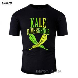 Gift Humor Kale Divergence Ml Machine Learning-Mode-T-Shirt Männer Frauen Standard-Männer-T-Shirt loser Hiphop Sommer 5891510
