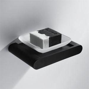 Simples Modern Bathroom Acessórios Classic Black Matte Casa de banho Casa de Banho Hardware Set Brass Solid Badkamer Accesoires bbyfRV