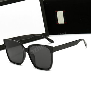 Wholesale Men Driving Polarized Sunglasses NDG Retro Glasses Colorful Rectangle Sun glasses Eyewear with original box H1