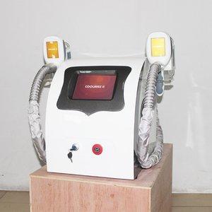 Cryolipólizas portátil con congelación de grasa Cryo Slimming Machine Extracción de grasa de vacío Crioterapia con congelación de grasa Configuración del cuerpo Formado de peso congelado Pérdida de peso