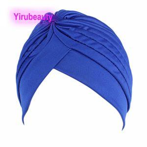 Mesdames turban chapeau chapeau chapeau indien Baotou chapeaux arabes base Cap pour perruque multi-usages