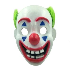 Clown Mascara drôle Latex DJ Props Costume Party masque pour Halloween cosplay Clown Mascara drôle Latex DJ Props Costume Party Masque H Fgxk