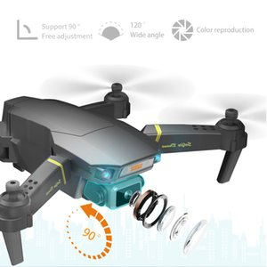 Global Drone 4K With HD Camera EXA GD89 Pro RC Helicopter FPV Quadrocopter Obstacle Sensing Drones Vs E58 Toys