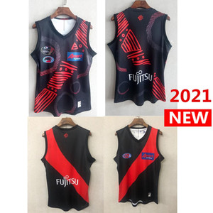 2021 AFL jersey League singlet ESSENDON BOMBERS Carlton Blues WEST COAST EAGLES Richmond Tigers ST KILDA SAINTS Jersey FREMANTLE DOCKERS