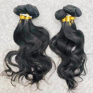 Different color hair styles 10pcs lot nice Peruviaan brazilian weaves wavy straight bundles human hair deals