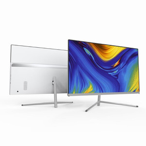 """24 Inch"""" 1920×1080P All-in-one Computer Kit Ultra-thin Borderless LCD TFT Display Supports Mini ITX17×17CM Motherboard"""