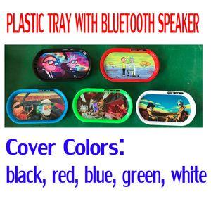 Cookies PARTY MODE Glowtray LED rosso blu Cookies rotolamento Glow Vassoio Giallo Viola Bianco Runtz Backwoods Per rotolamento Dry erba Fiore
