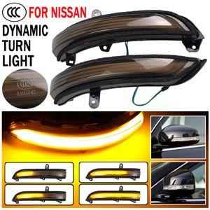 LED-Blinker-Licht für Nissan Teana J32 Maxima Dynamic Side Spiegel Sequential Indicator Blinker 2009 2009 2011 2012 2012 2013