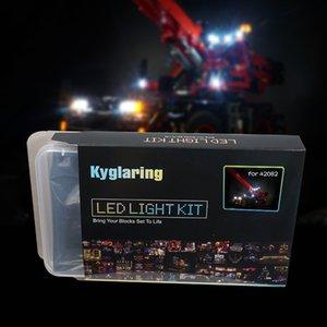 KYGLARING LED Kit de lumière LED pour la grue de terrain complexe 42082 LJ200925