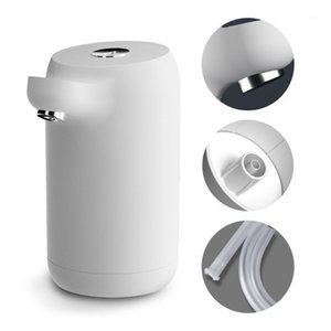 2020 Dispensador de Bomba de Água Portátil Elétrica Automática Distribuidor Beber Bottle Bottle Wireless Electric Water Pressure Dispenser1