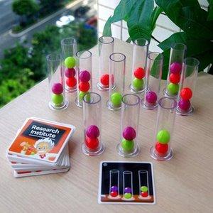 Fly AC Logisches Denken Farbe Push Verständnis der Spiel Brettspiel Eltern-Kind-Interaktion Familie Party-Spiel Spielzeug