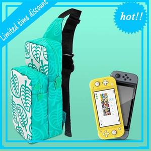 حالة السفر ل Nintendo Console Dock Joy-Con قبضة التبديل الملحقات، حقيبة تخزين حقيبة الكتف المحمولة
