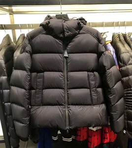 20FW 남성 여성 디자이너 남성 겨울 자켓 남성 겨울 코트 다운 파카 자켓 후드 윈드 브레이커 남자 다운 재킷 코트