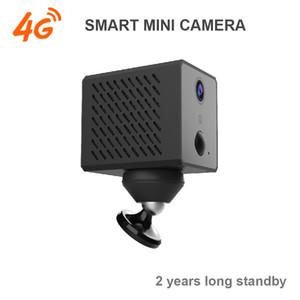 Caméra IP WIFI 4G SMART MINI Caméra avec Sensor Pir Sensor Monitor Surveillance Camerai Night Vision Pir Détection humaine