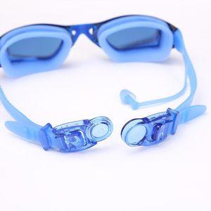 Occhiali da nuoto Professionale Durevole Silicone Nuoto Goggles Anti UV Impermeabile Adult Arena Bicchieri da nuoto colorati Qylcso Yyy