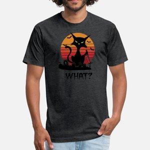 Funny Cat Halloween Cat with Knife T Shirt Crewneck Retro Custom Tracksuit Hoodie Sweatshirt