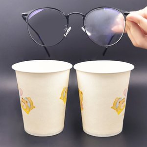 천 2PCS 마이크로 화이버 안티 - 안개 안경 렌즈 카메라 폰 화면 지우기 안경 안티 안개에 대한 재사용을 닦아
