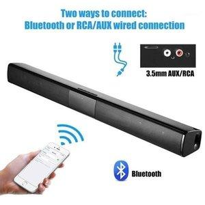 Главная Театр Портативные Беспроводные Bluetooth Динамики колонны Hifi Стерео Бас Sound Bar FM Radio USB Сабвуфер для компьютера Phone1