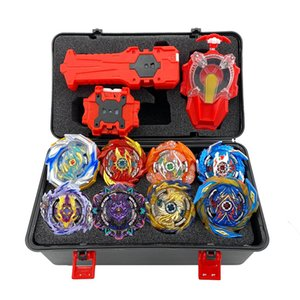 Tops Launchers Beyblade Burst Set Toys With Starter and Arena Bayblade Metal God Bey Blade Blades Toys 8765541 201014