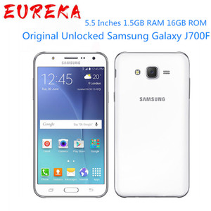 Original Unlocked Samsung Galaxy J700F J710F 5.5 Inches Octa Core 1.5GB RAM 16GB ROM LTE 4G 13MP Dual SIM Mobile Phone