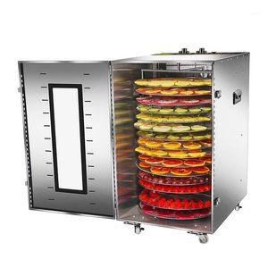 Dishidrator 16 strato asciugatrice essiccatrice essiccata macchina per uso domestico per uso domestico per uso domestico elettrico