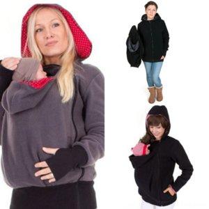 1WJZE Maternity Designer de alta calidad abrigos suéter mujer nueva larga maternidad de invierno para suéter SweaterOutumn Invierno Nueva maternidad