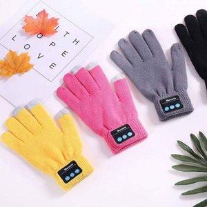 Теплый телефон с сенсорным экраном Bluetooth спикер перчатки беспроводной Bluetooth перчатки Смарт для спорта на открытом воздухе -MX8