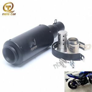 De escape de la motocicleta universal silenciador DB Killer 51MM de escape para CB400 R6 Nmax 125 ER6N Ninja250 Motor van K1V4 #