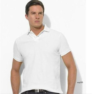 A2 2020SS Polo Мужская одежда Poloshirt рубашка мужская хлопок смесь с коротким рукавом повседневная дышащая летняя дышащая твердая одежда фиолетовый размер